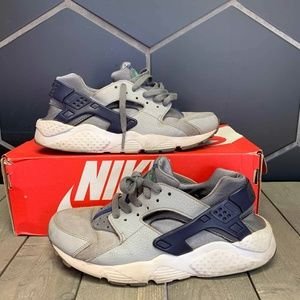 Nike Huarache Run GS Shoes Size 6.5 Youth